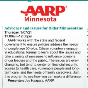 Advocacy and Issues for Older Adults
