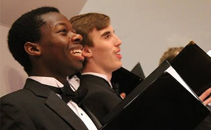 St. Cloud State Men's Choir
