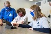 Americorps computer volunteers