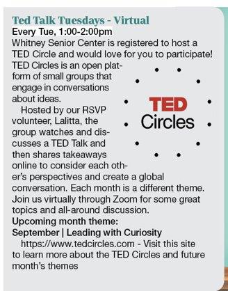 Ted Circle