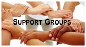 Support Group image-holding hands as a group