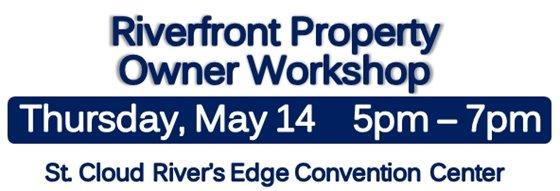 Riverfront Property Owner Workshop