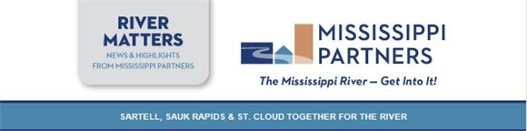 Mississippi Partners: River Matters Newsletter