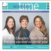 Cover of Whitney Senior Center