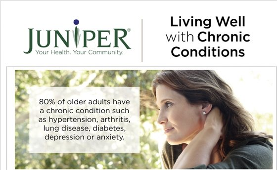 Living Well with Chronic Conditions - Virtual