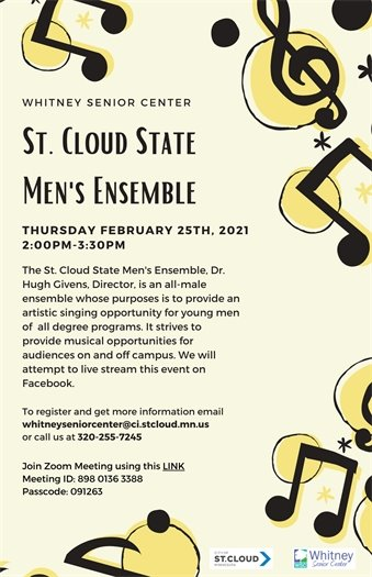 SCSU Men's Ensemble
