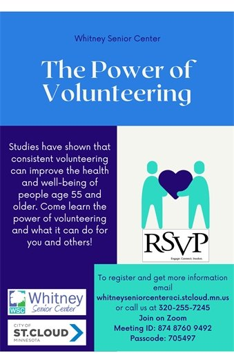 Power of Volunteering