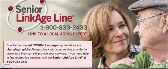 Senior Linkage Line