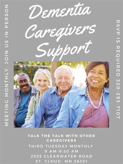 Dementia Caregivers Support