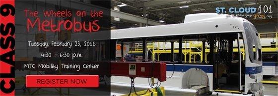 Class 9 - Metrobus