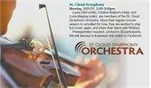 St Cloud Symphony Orchestra Logo