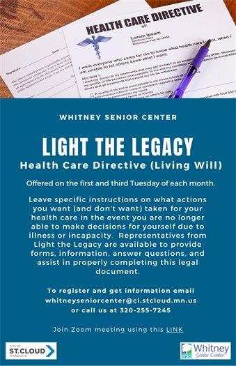 Light the Legancy