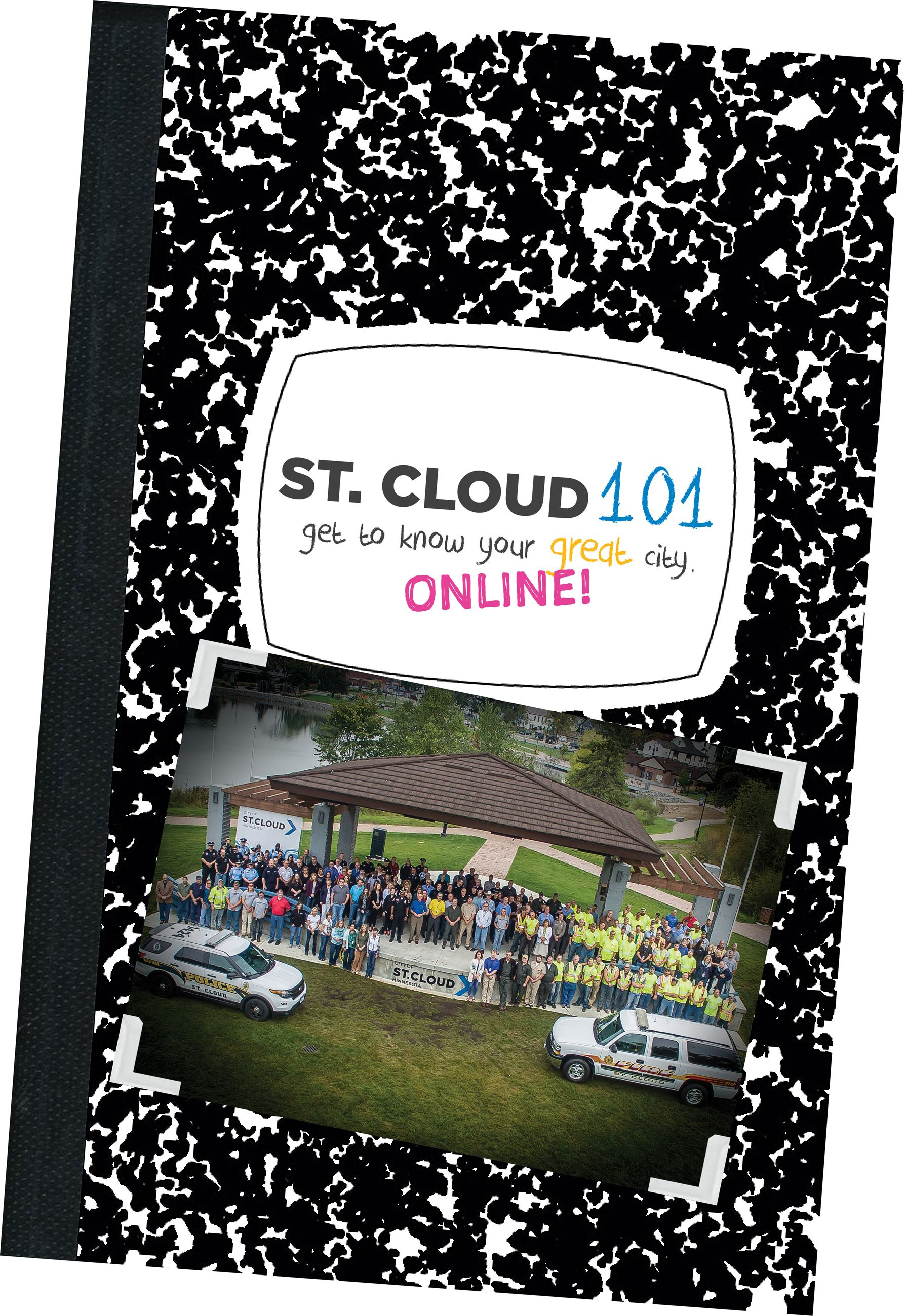 SC101 Booklet - Cover