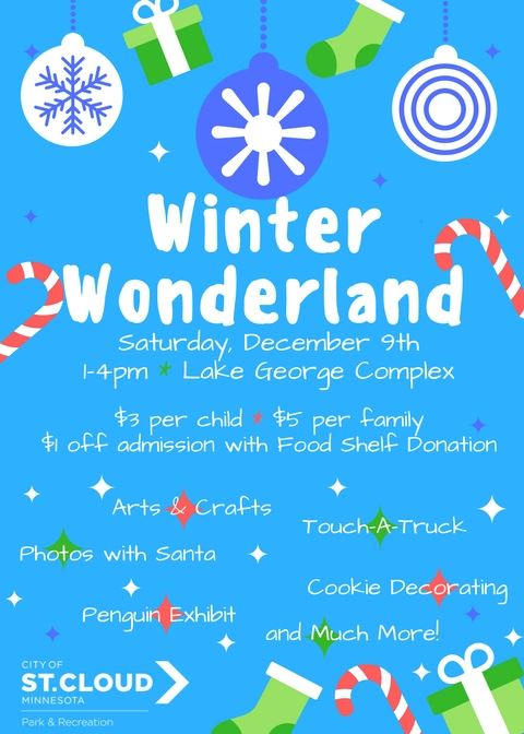 Winter Wonderland Flyer 2017