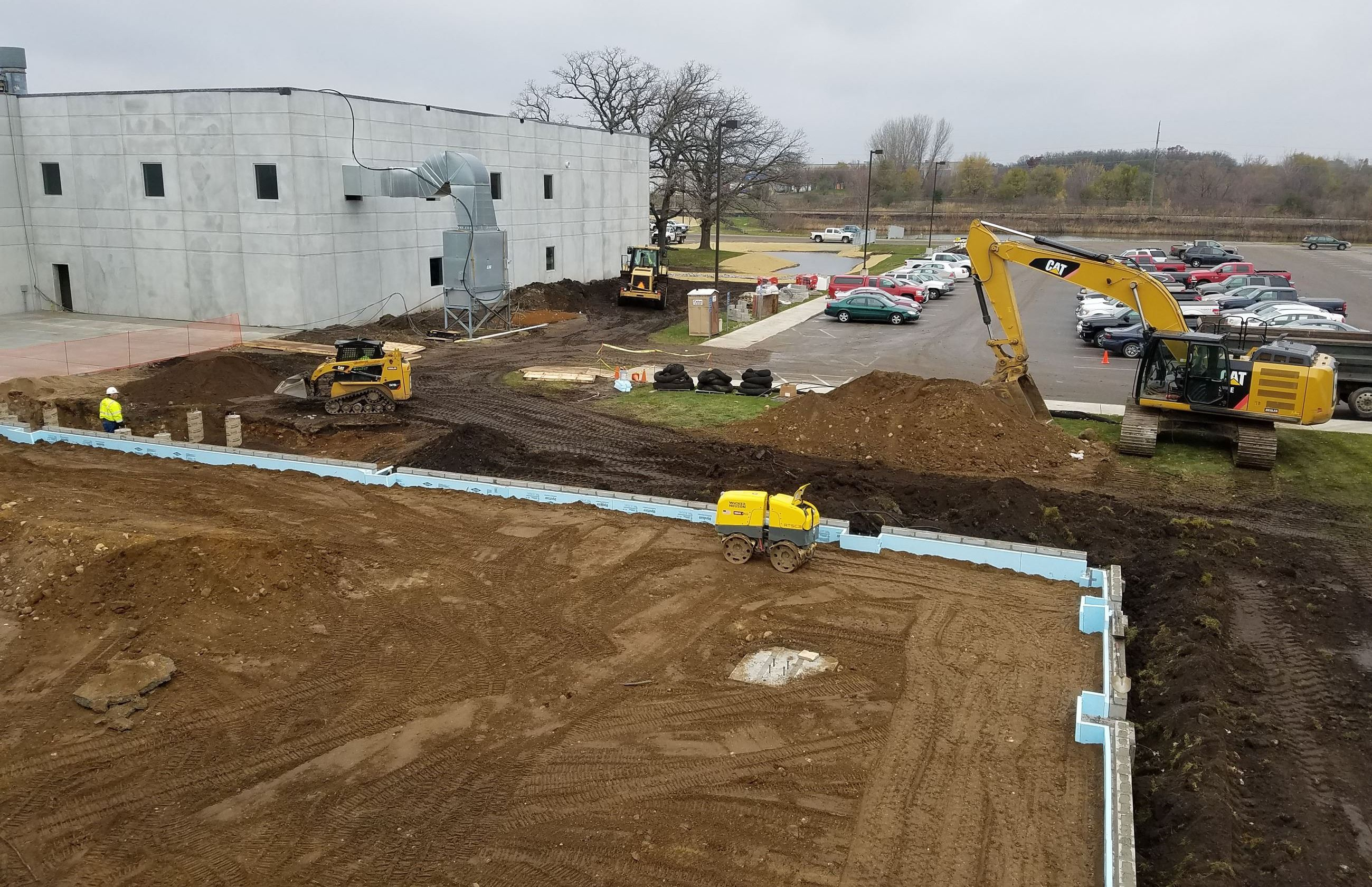 2017 PARK INDUSTRIES EXPANSION