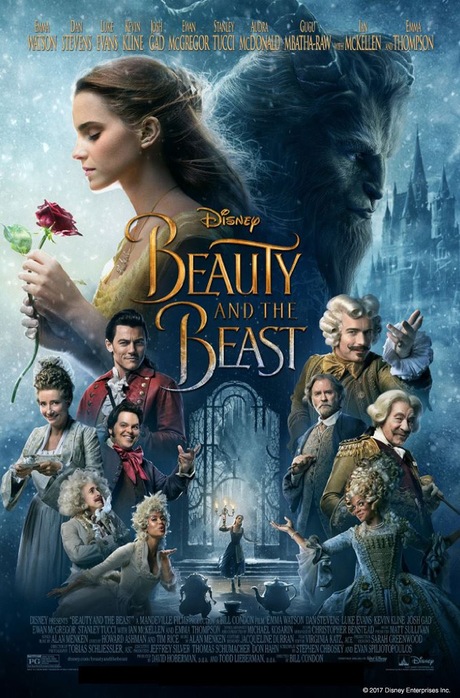 Movie Under the Stars- Beauty and the Beast