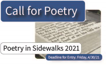 Poetry Call 2021