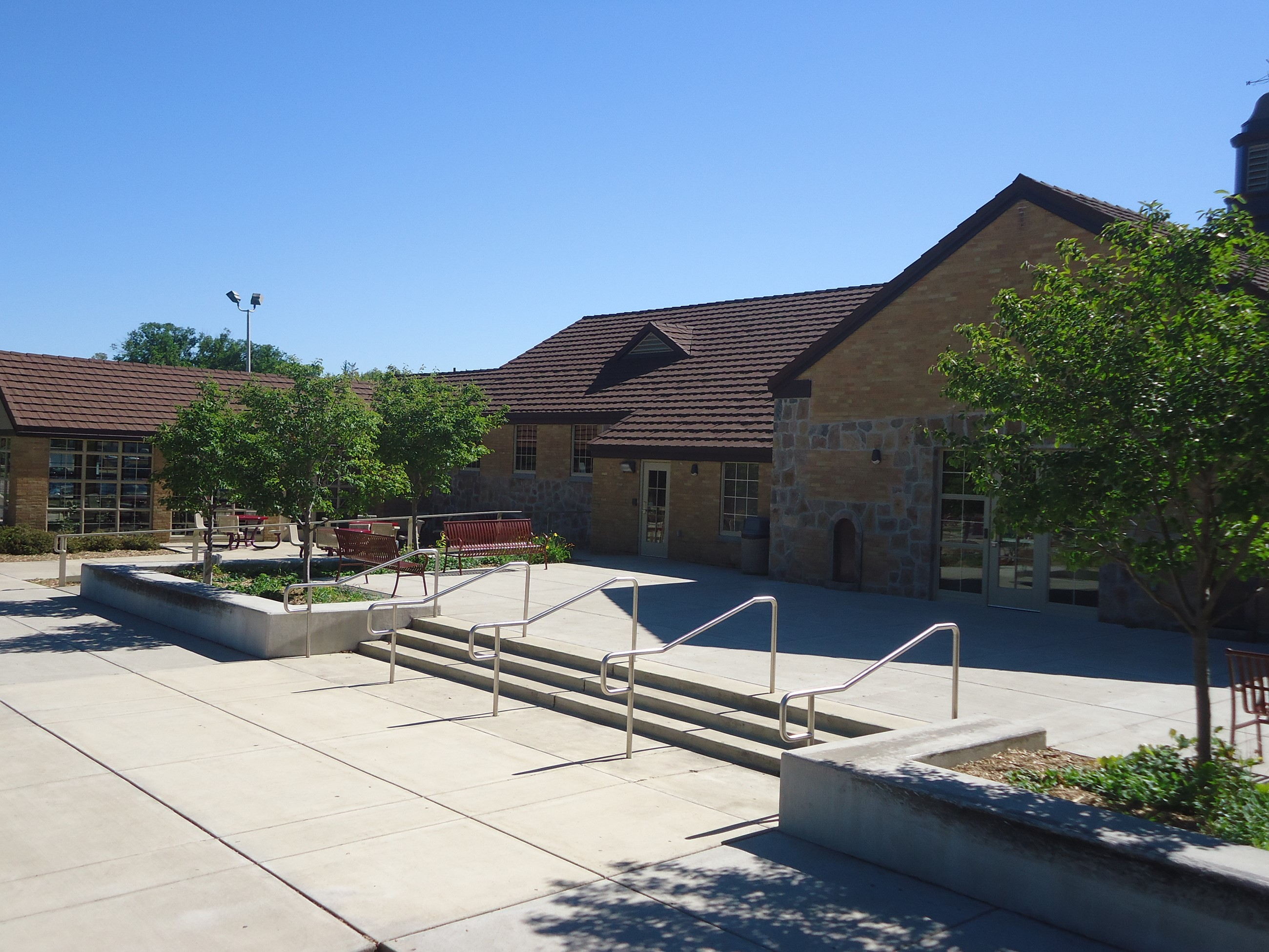 Lake George Municipal Complex Picture