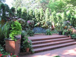 Munsinger Gardens Special Events Area