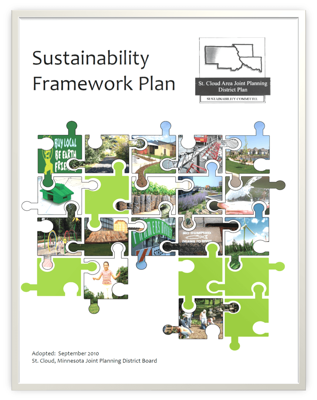 Sustainability Framework Plan