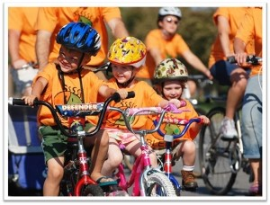 Granite City Days - Kids on Bikes