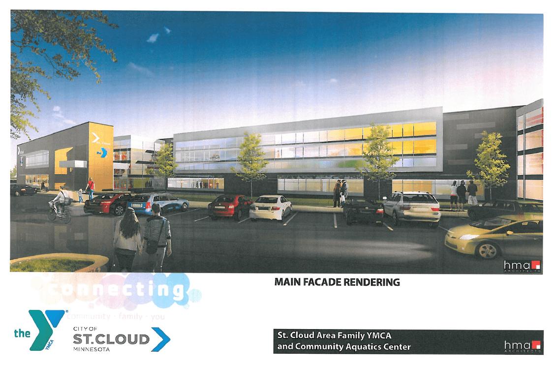 St Cloud Ymca Community Aquatics Center St Cloud Mn