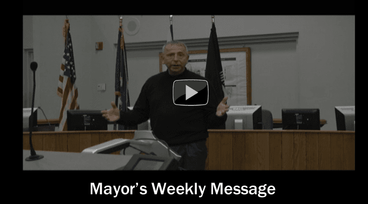 Mayors Message Web Button 241_BLACK