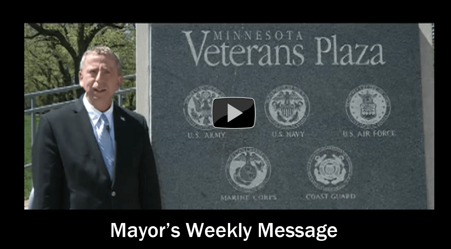 Mayors Message Web Button_Memorial Day