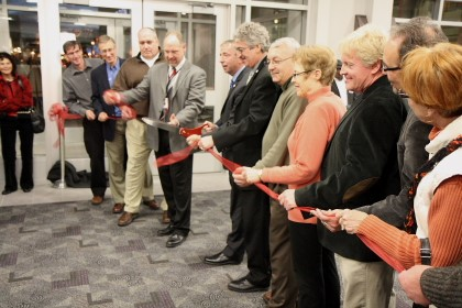 Rivers Edge Ribbon Cutting 26
