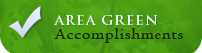 Area Green Accomplishments