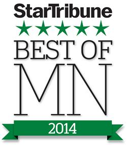 Munsinger and Clemens are the Best of Minnesota award recipients!
